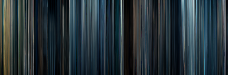 Moviebarcode: The Expendables 2 (2012) by moviebarcode