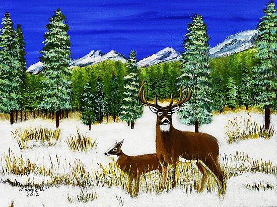 Beginning of winter by maggie326