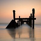 Happisburgh-sunrise by cieniu1