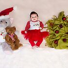 Christmas  baby by Sigita Playdon
