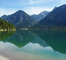 Heiterwanger See, Austria by Claudio Del Luongo