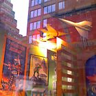 NYC Store Window Rockets by alanmccormick