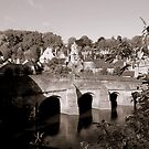 The Bridge at Bradford on Avon by Karen Martin