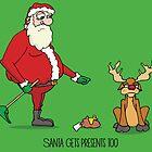 Santa's Gift by Tyburcat