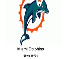 Miami Dolphins by mitchrose