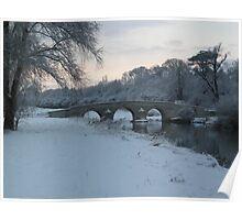 Bridge Of Winter Poster
