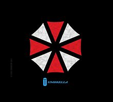 Umbrella Corporation_ipad_two by ANDIBLAIR
