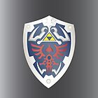 Hylian Shield by zblock135