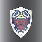 Hylian Shield by zblock135