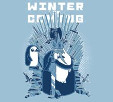 Adventure Time - Winter Is Coming by Gilles Bone