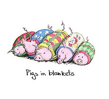 Pigs in Blankets by Jennifer Kilgour