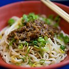 Taiwanese Noodles by Skye Hohmann
