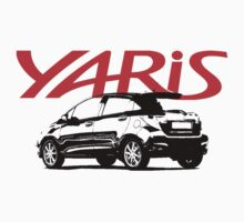 Toyota Yaris 2013 by garts