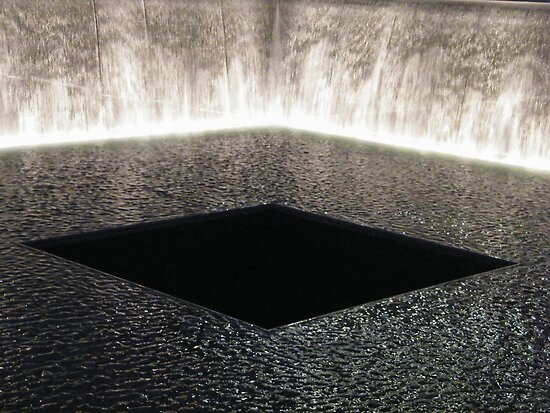 9/11 Memorial, Ground Zero, Lower Manhattan, New York City by lenspiro
