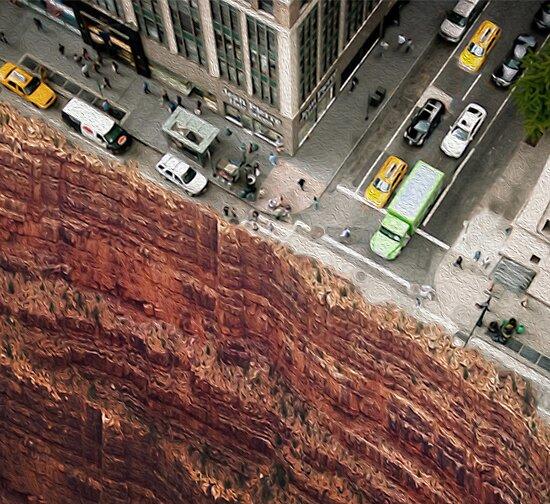 Dead End Street by vinpez