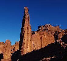 Fisher Towers, Utah by Claudio Del Luongo