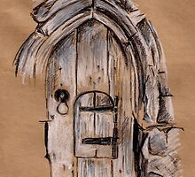 Old Door by KeLu