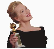 Meryl Streep: All The Awards by Nate Lowe