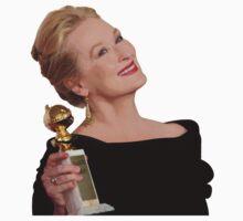 Meryl Streep: All The Awards T-Shirt