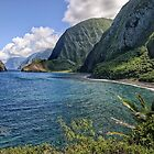 Kalaupapa National Historic Park -  Molokai, Hawaii by Mary Warner