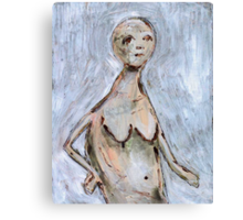 Primitive Nude 2 Canvas Print