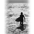 Australian Surfer by Blake Johnson