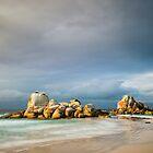 Picnic Rocks, Tasmania by NickMonk