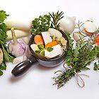 vegetable soup by Joana Kruse