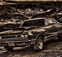 """1969 Dodge Super Bee """"Killer B"""" by TeeMack"""