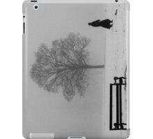 Winter Morning Walk iPad Case/Skin