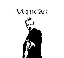 Veritas Iphone case by vegetasprincess