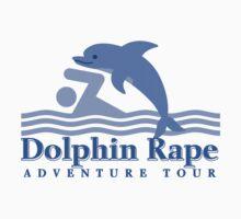 Dolphin Rape Adventure Tours T-Shirt