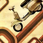 Retro_vespa by ioanna1987