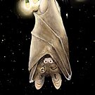 African Christmas: Bat by Danelle Malan