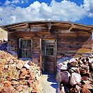 Ore Sample Storage Cabin by SB  Sullivan