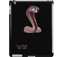 Carrol Shelby Memorial (Textless) iPad Case/Skin