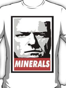 Minerals- Hank Obeys T-Shirt