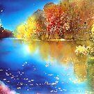 St. Joe River by Donna Jill Witty