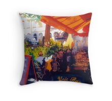 Unic Bar Throw Pillow