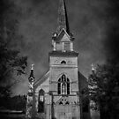 Church On The Hill  by JerryCordeiro