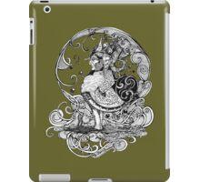 Sir Lathyrus Odoratus iPad Case/Skin