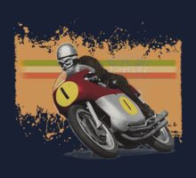 cafe racer mv agusta one by dennis william gaylor
