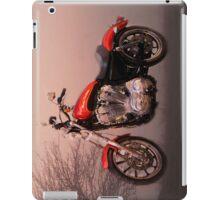 Harley super low Ipad case iPad Case/Skin