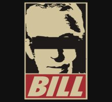 OBEY - Bill W. by Rocket Designs