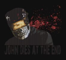 John Dies at the End... by inesbot
