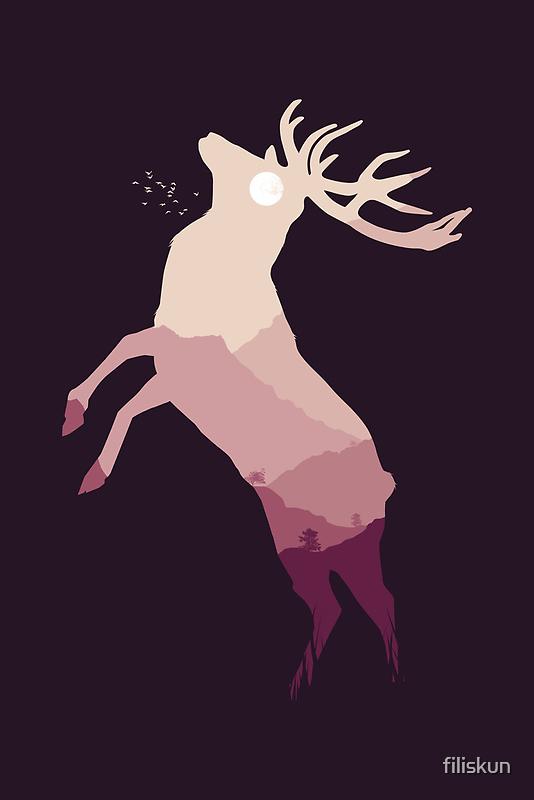 Into The Wild by filiskun
