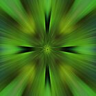 Glowing Green by swaby