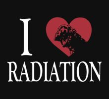 I Love Radiation by TedDastickJr