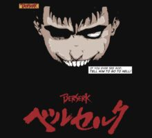 Berserk manga 2 by KeepItStupid