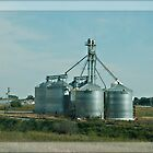 Roadside Grain by Skabou